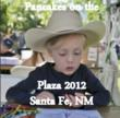 Now in its 37th year, Pancakes On The Plaza continues to be one of the Santa Fe's favorite yearly events, drawing large numbers of locals.